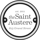 The Saint Austere Menu