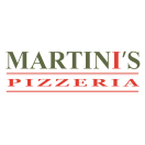 Martini's Pizzeria Menu
