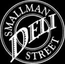 Smallman Street Deli Menu