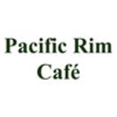 Pacific Rim Café Menu