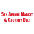 5th Avenue Market & Gourmet Deli Menu