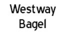 Westway Bagel Menu