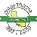 Monterey's Pizza Menu