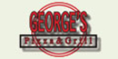 George's Pizza and Grill Menu