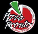 Pizza Pronto Menu