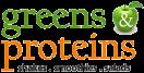 Greens & Proteins Menu