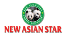 New Asian Star Menu