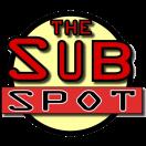 The Sub Spot Menu