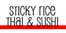 Sticky Rice Thai & Sushi Menu