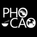 Pho Cao Menu