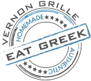 Vernon Grille Eat Greek Menu