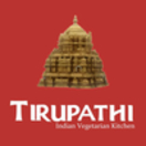 Tirupathi Indian Vegetarian Kitchen Menu