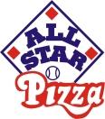 All Star Pizza Menu