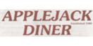 Applejack Diner Menu