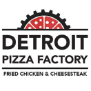 Detroit Pizza Factory Menu