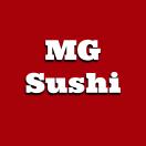 MG Sushi Menu