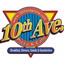 10th Avenue Pizza & Cafe Menu