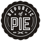 Republic of Pie Menu