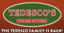 Tedesco's Italian Kitchen Menu
