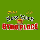 Halal New York Gyro Place Menu