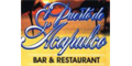El Puerto De Acapulco Bar & Restaurant Menu