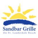 Sandbar Grille Menu