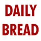 Daily Bread Menu