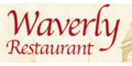 Waverly Restaurant Menu