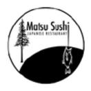 Matsu Sushi Menu
