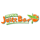 Tropical Juice Bar Menu