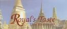 Royal's Taste Menu