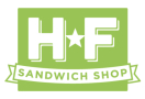 HF Sandwich Shop Menu
