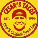 Cesar's Tacos Menu