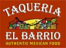 Taqueria El Barrio Menu