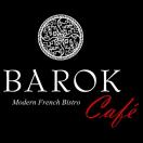 Barok Cafe Menu
