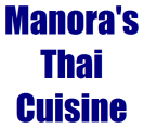 Manora's Thai Cuisine Menu