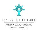 Pressed Juice Daily Menu