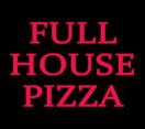 Full House Pizza Menu