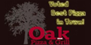 Oak Street Pizza & Grill Menu