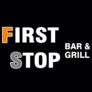 First Stop Bar and Grill Menu