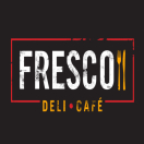 Fresco Deli & Cafe Menu