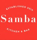 Samba Kitchen Menu