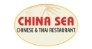 China Sea Menu