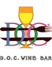 D.O.C. Wine Bar Menu