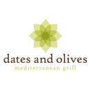 Dates and Olives Menu