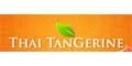 Thai Tangerine Menu