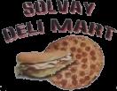 Solvay Deli Mart Menu