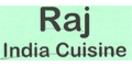 Raj Indian Cuisine Menu