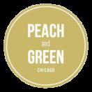 Peach & Green Menu