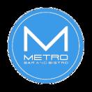 Metro Bar & Bistro Menu